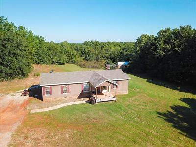 Lincoln County Single Family Home For Sale: 105744 S Spring Hallow Drive