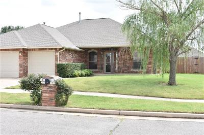 Edmond Single Family Home For Sale: 1924 NW 177th Street
