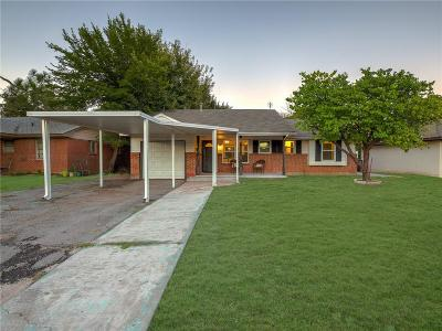 Moore Single Family Home For Sale: 224 S Norman Avenue