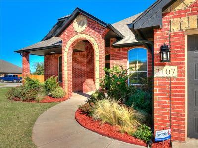 Norman Single Family Home For Sale: 3107 Tara Lane