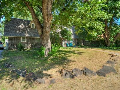 Oklahoma City Single Family Home For Sale: 5219 NW 16th Street