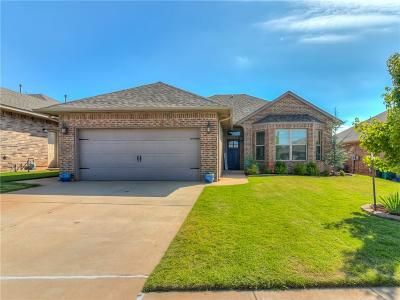 Edmond Single Family Home For Sale: 3500 NW 164th Terrace