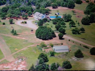 Lincoln County Single Family Home For Sale: 103543 S 3310 Road