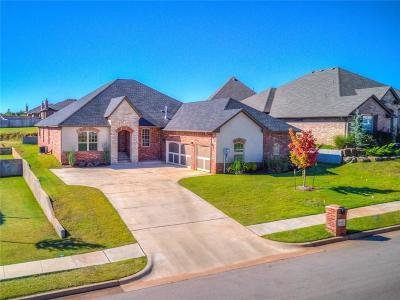 Lincoln County, Oklahoma County Single Family Home For Sale: 6240 Oxnard Street