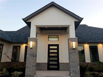 Edmond Single Family Home For Sale: 21981 Toscana Court
