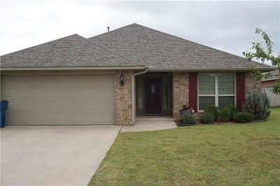 Choctaw Single Family Home For Sale: 1620 Brook Drive