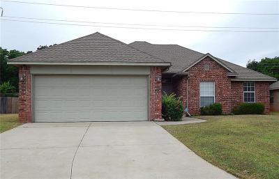 Edmond Single Family Home For Sale: 749 Tuscany Way