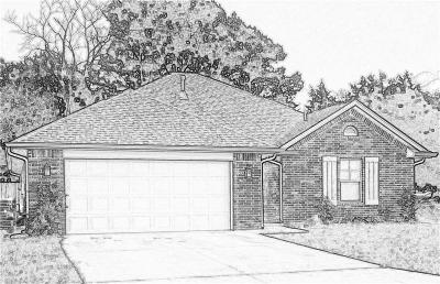 Shawnee Single Family Home For Sale: 2217 Bent Tree