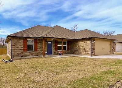 Midwest City OK Single Family Home For Sale: $173,900