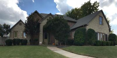 Edmond Single Family Home For Sale: 2809 Amesbury Lake