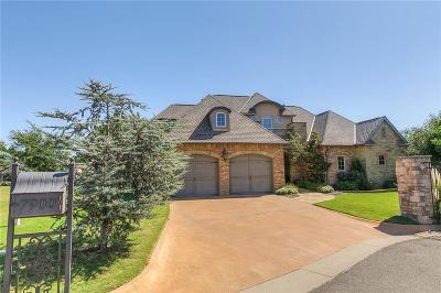 Oklahoma City Single Family Home For Sale: 7900 Nichols Gate Circle