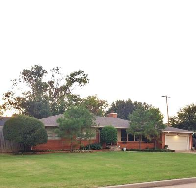 Nichols Hills Rental For Rent: 6401 Avalon Lane