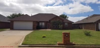 Altus Single Family Home For Sale