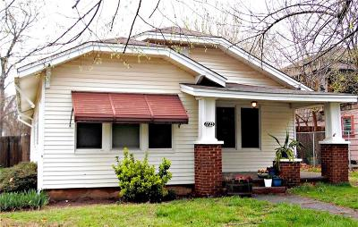 Chickasha Single Family Home For Sale: 1723 S 15th Street