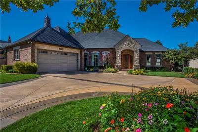 Nichols Hills OK Single Family Home For Sale: $1,225,000