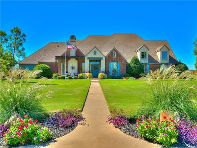 Edmond Single Family Home For Sale: 7007 Orchard Trail