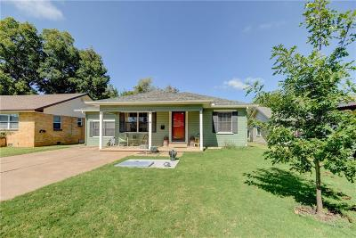 Moore Single Family Home For Sale: 523 SW 2nd Street