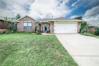 Edmond Single Family Home For Sale: 516 NW 172nd Place