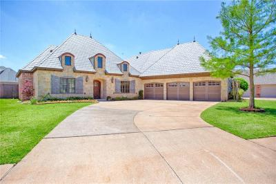 Edmond Single Family Home For Sale: 3424 NW 173rd Street