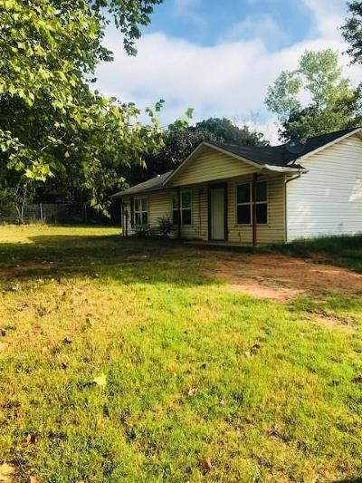 Luther Single Family Home For Sale: 970432 S 3290 Road