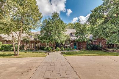 Edmond Single Family Home For Sale: 1616 S Air Depot Boulevard
