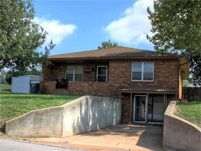 Cordell Single Family Home For Sale: 913 N Market Street