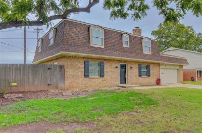 Norman Single Family Home For Sale: 602 Claremont