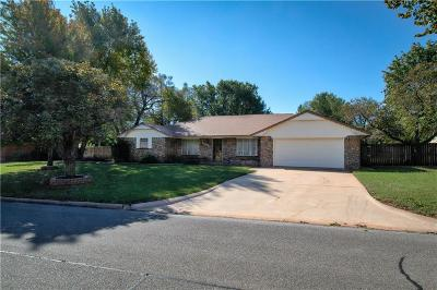 Elk City Single Family Home For Sale: 1202 Walters Way