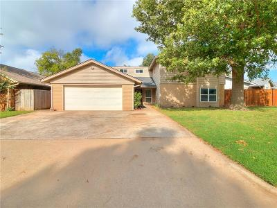 Yukon Single Family Home For Sale: 2509 Sequoia Park Drive