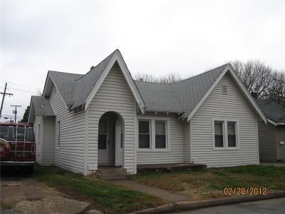 Oklahoma City Single Family Home For Sale: 920 NW 36 Street