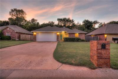 Choctaw OK Single Family Home Sold: $150,400