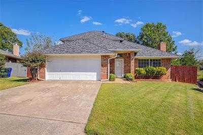 Single Family Home For Sale: 3313 Buckhorn Circle