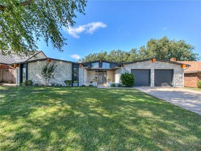 Single Family Home For Sale: 9609 Briarcreek Drive