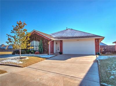 Edmond Single Family Home For Sale: 2304 NW 196th Terrace