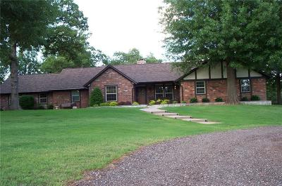 Lincoln County Single Family Home For Sale: 2000 Blackberry Lane