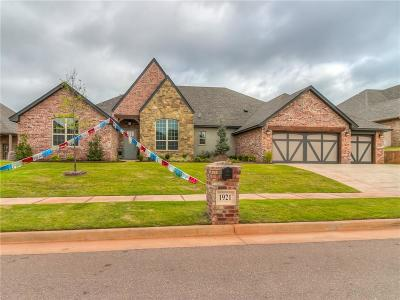 Lincoln County, Oklahoma County Single Family Home For Sale: 1921 NW 199th Street