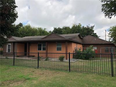 Oklahoma City Single Family Home For Sale: 3117 SW 62nd