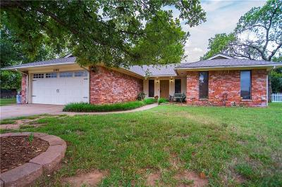 Edmond Single Family Home For Sale: 1100 Red Bud Ln
