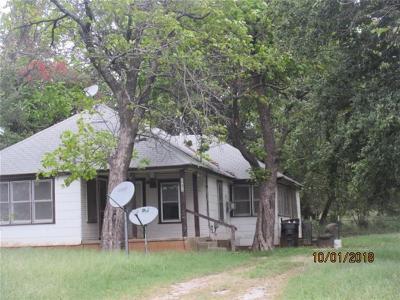 Harrah Single Family Home For Sale: 20675 SE 29 Street