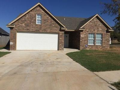 Moore Rental For Rent: 701 Little River Circle