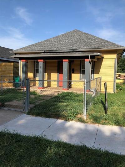 Oklahoma City Single Family Home For Sale: 1407 N Blackwelder Avenue