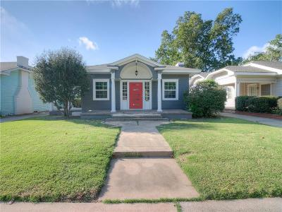 Oklahoma City Single Family Home For Sale: 1212 NW 11th Street