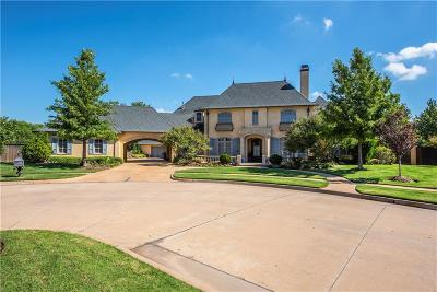 Edmond OK Single Family Home For Sale: $1,695,000