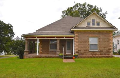 Guthrie Single Family Home For Sale: 1401 W Washington Avenue