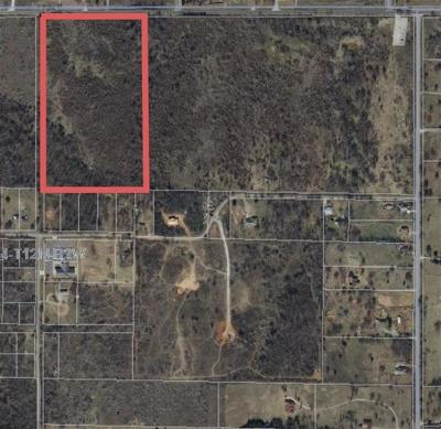 Oklahoma City Residential Lots & Land For Sale: 6701 E Wilshire