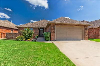 Edmond Single Family Home For Sale: 15620 Traditions Drive