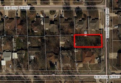 Oklahoma City Residential Lots & Land For Sale: Ann Arbor