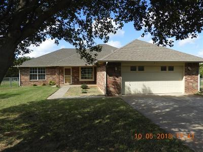 Tuttle Single Family Home For Sale: 760 County Street 2966