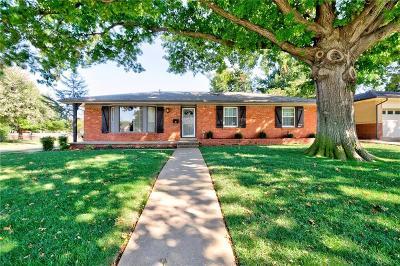 Oklahoma City Single Family Home For Sale: 10208 Sunnymeade Place