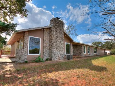 Noble Single Family Home For Sale: 14800 E Maguire Road